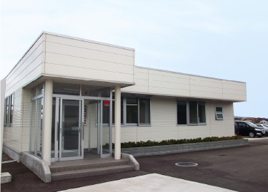 飛越運送:金沢配送センター 事務所