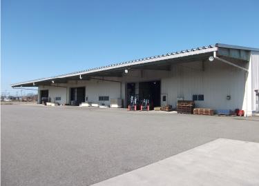 飛越運送:金沢配送センター 金沢倉庫